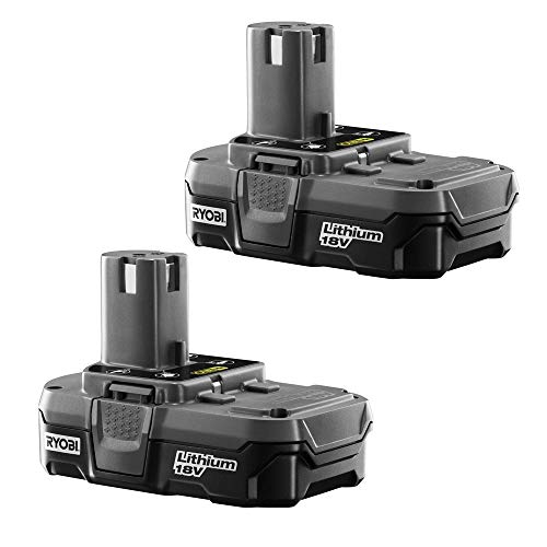 Ryobi P102 18V One+ Compact Lithium Ion Battery