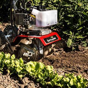Earthquake MC33 Mini Cultivator with 33cc 2-Cycle Viper Engine Earthquake 31635 MC33 Mini Cultivator with 33cc 2-Cycle Viper Engine, 5 Year Warranty, Red.