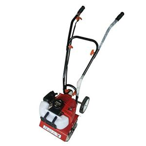 Commercial 2 Cycle Gas Powered Garden Yard Grass Tiller Cultivator