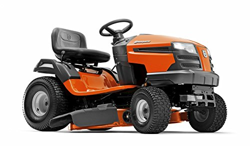 Husqvarna, 38 in. 17 HP Loncin Hydrostatic Gas Riding Lawn Mower