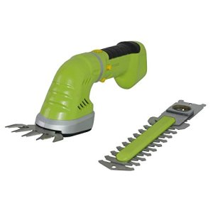 Upgraded Version SereneLife Handheld Hedge Trimmer