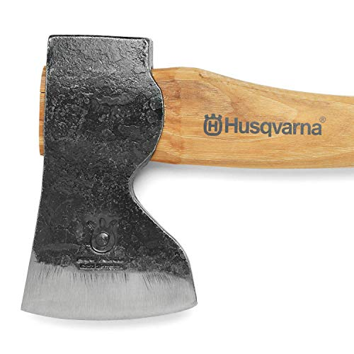 Husqvarna 20 in. Wooden Curved Carpenter Axe Husqvarna 20 in. Wooden Curved Carpenter Axe.