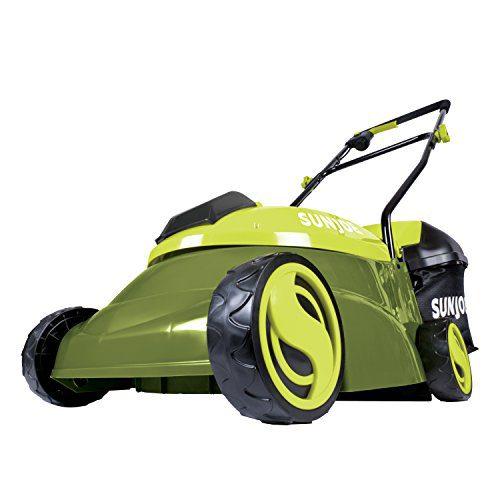 Sun Joe MJ401C-XR-RM Cordless Lawn Mower | 14 inch