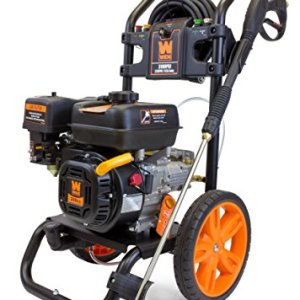 WEN PW31 PSI 2.5 GPM Gas Pressure Washer with 208cc Engine