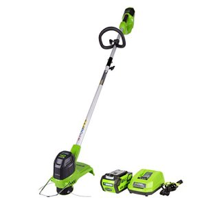 GreenWorks G-MAX 40V 12-Inch Cordless String Trimmer