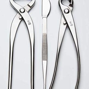 3 PCS Bonsai tool Set JTTK-17 Knob Cutter / Trunk Splitter