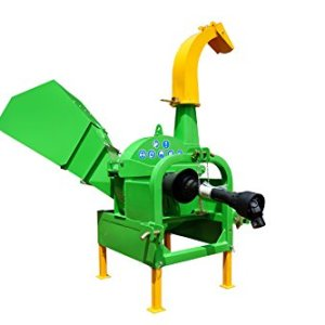 "NOVA TRACTOR Model 5"" Wood Chipper Shredder"