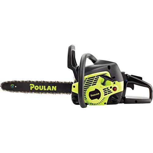 """Poulan 14"""" Steel Bar 33CC Gas Chain Saw 2 Cycle Poulan 14"""" Steel Bar 33CC Gas Chain Saw 2 Cycle   PL3314 (Certified Refurbished)."""