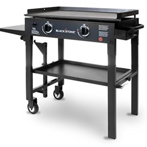 Blackstone 28 inch Outdoor Flat Top Gas Grill Griddle Station