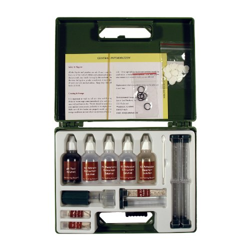 Environmental Concepts Professional Soil Test Kit