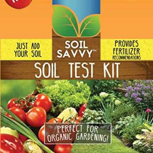 Soil Savvy - Soil Test Kit | Understand What Your Lawn or Garden Soil Needs