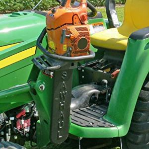 SawHaul Universal Chainsaw Carrier Kit for Tractors SawHaul Universal Chainsaw Carrier Kit for Tractors.