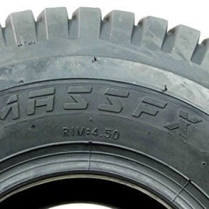 MASSFX 4 New Lawn Mower Tires PLY Four Pack Lawn & Garden MASSFX 4 New Lawn Mower Tires 15x6-6 20x8-8 4 PLY Four Pack Lawn & Garden.