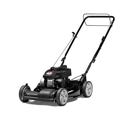 Yard Machines Self-Propelled FWD Gas Powered Lawn Mower