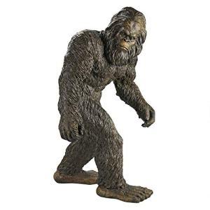 Design Toscano Yeti the Bigfoot Garden Statue, Large 28 Inch