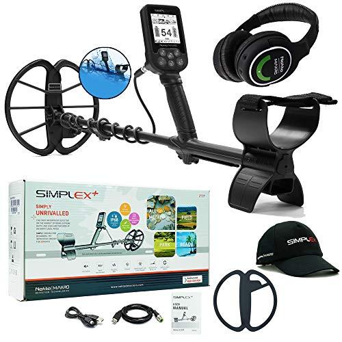Nokta Makro Simplex+ WHP Waterproof Detector