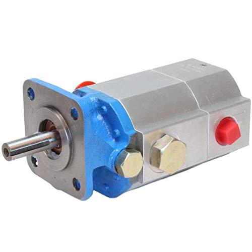 RuggedMade GPM 2 Stage Hydraulic Log Splitter Pump