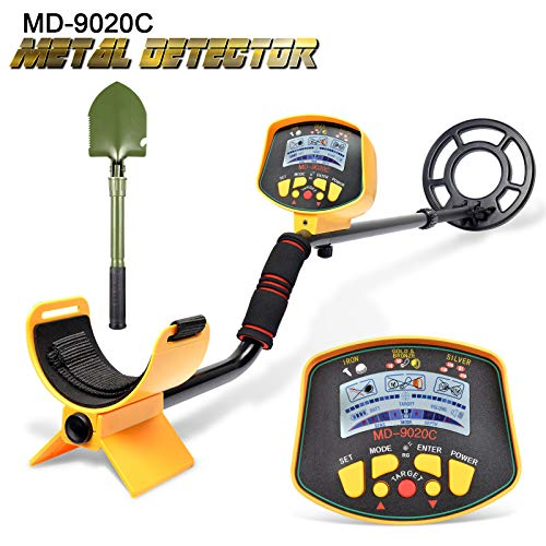 VVinRC Professional Metal Detector with Pinpointer Function