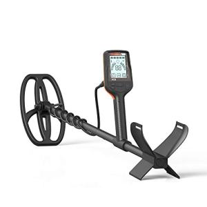Quest X5 Metal Detector with Blade TurboD Double D Waterproof Coil