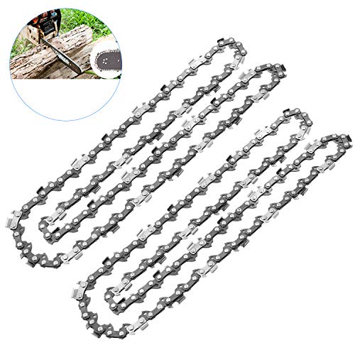 "Yionloe 2 Pack 18"" Chainsaw Chains Replacement Chains"