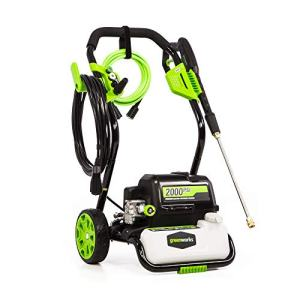 Greenworks 2000 PSI 1.2 GPM Electric Pressure Washer