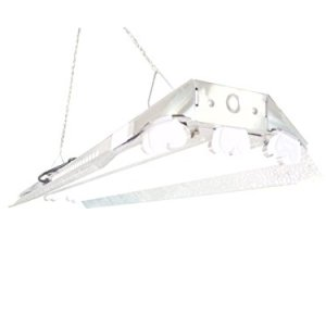 T5 HO Grow Light - 4 FT 6 Lamps - Fluorescent Hydroponic Fixture Bloom Veg Daisy