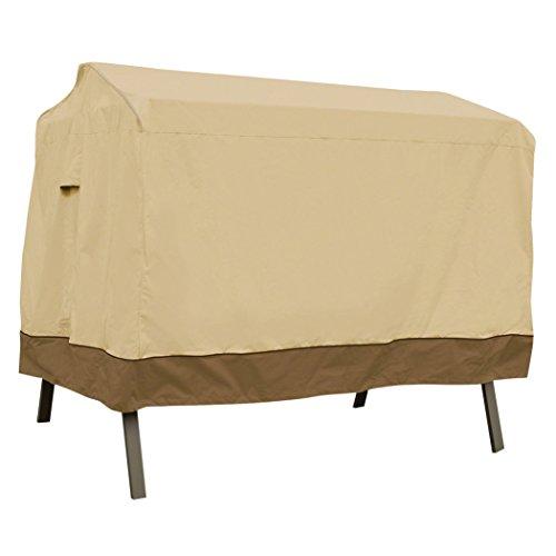 Classic Accessories Veranda 3-Seater Patio Canopy Swing Cover