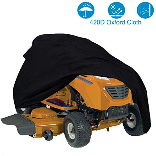 szblnsm Outdoors Lawn Mower Cover -Tractor Cover Fits Decks