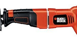 BLACK+DECKER RS500 8.5 Amp Reciprocating Saw