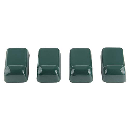 KAMaster Ceramic Grill Feet Shoes Set of 4 Accessories Parts Raise The Primo,Big Green Egg,Kamado Joe Charcoal Grill Used for BBQ Grill Table Outdoor and Garden