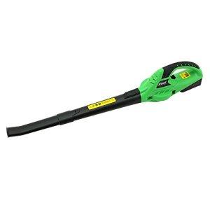 East 20V Li-ion 2 Speed MAX 120 MPH Leaf Blower, Cordless Sweeper