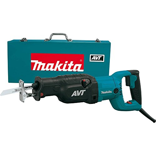 Makita JR3070CTZ Recipro Saw with 15-Amp Tool Less Blade Change and Shoe Adjustment
