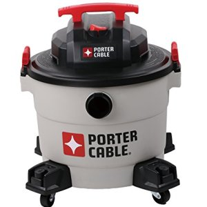 Porter-Cable Wet/Dry Vacuum, 9 Gallon, 5 Horsepower - Corded