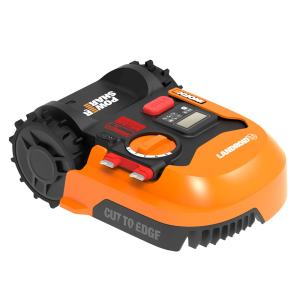 Worx WR140 Landroid M 20V Power Share Robotic Lawn Mower