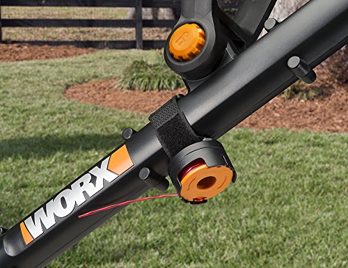 """WORX WG170.1 12"""" Grass Trimmer/Edger/Mini-Mower 2 20V 4.0Ah Batteries & Model: WORX"""