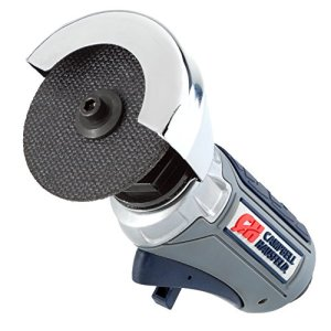 "Campbell Hausfeld XT200000 Air Cut Off Tool, 3"" Cutting Disc, 360 Degree Rotating Guard, Get Stuff Done"