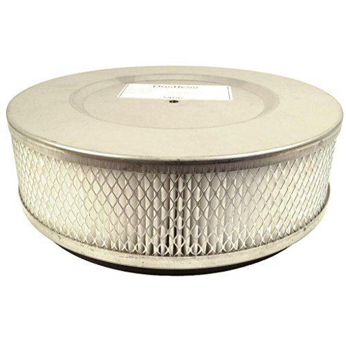 Certified HEPA Filter for Dustless Technologies HEPA Wet+Dry Vacuum