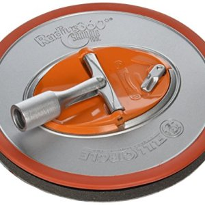 Full Circle International Inc. R360 Radius360 Sanding Tool with Interchangeable Center Hub 9-Inch Round