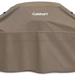 "Cuisinart CGC-60T Heavy-Duty Barbecue Grill Cover, 60"", Tan, Cover-60"