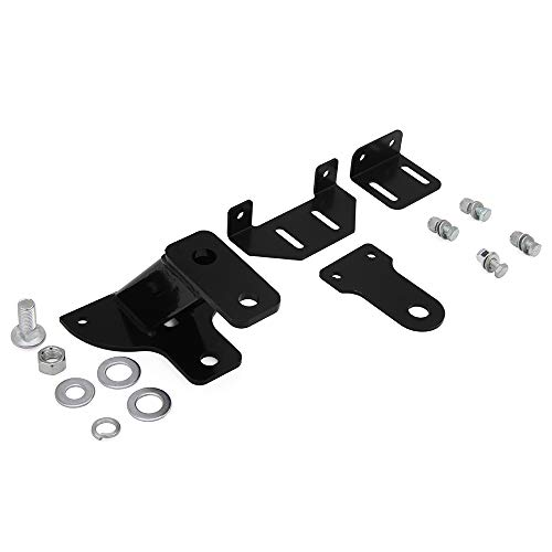 CNSY Universal Lawn Tractor Hitch 3-Way Garden Trailer Hitch CNSY Universal Lawn Tractor Hitch 3-Way Garden Trailer Hitch with Support Brace Kit.