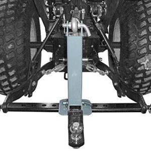 Field Tuff FTF-03DBRM Tractor Drawbar Stabilizer/Trailer Mover