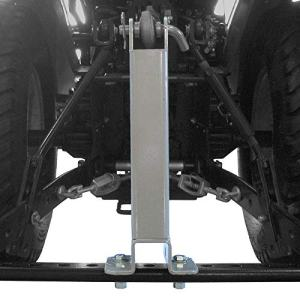 Field Tuff Tractor Drawbar Stabilizer/Trailer Mover Package deal Dimensions: 17.5 x 6.5 x 7.zero inches