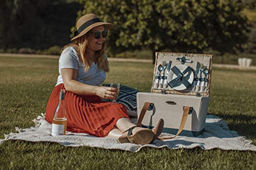 Boardwalk Picnic Basket with Service for Two Launch Date: 2020-05-21T00:00:01Z