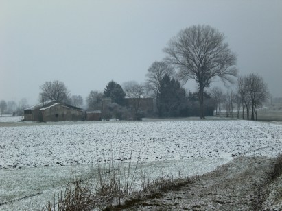 Mezzano in Winter 2