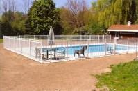 Ornamental Aluminum Fence - Backyard Fence Company