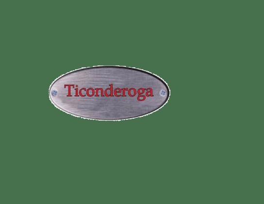 name-plate-ticonderoga1