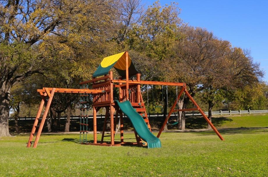 Wrangler Playset - Cowtown Series | Backyard Fun Factory