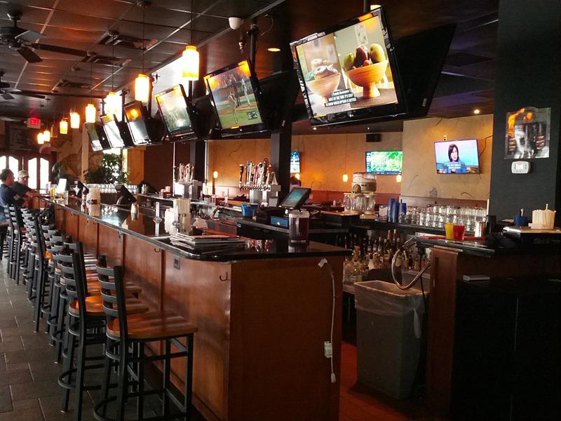 Chantilly Sports Bar  Backyard Grill Restaurant