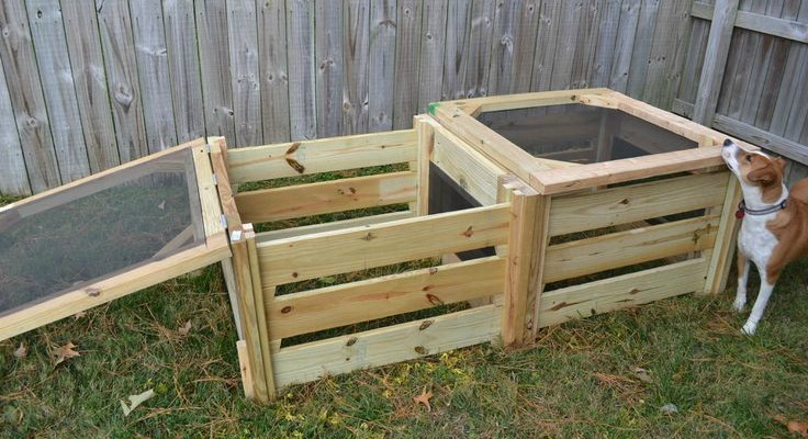 23 Ingenious DIY Compost Bin Ideas