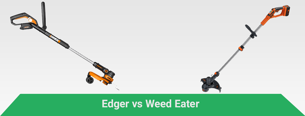 Edger vs. Weed Eater – Detailed Comparison